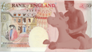 Harry Maguire £50 bank note