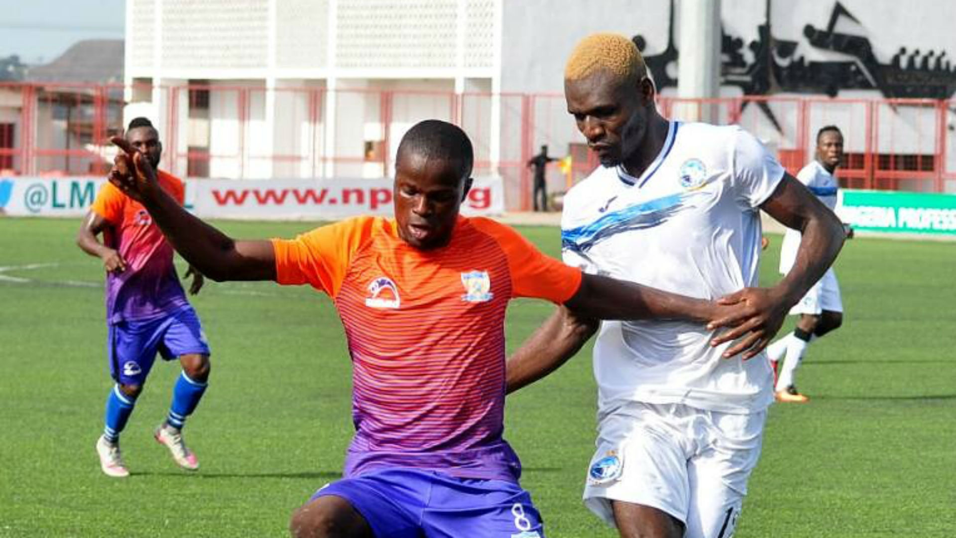 Otegbeye and Obasi released by Sunshine Stars