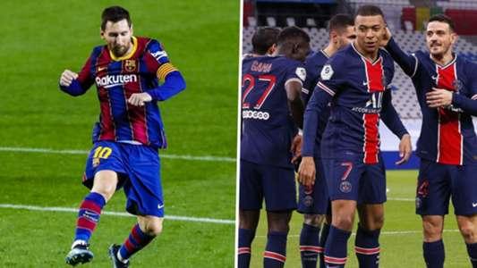 EN VIVO ONLINE: cómo ver Barcelona vs. PSG por la Champions League en Internet y streaming | Goal.com