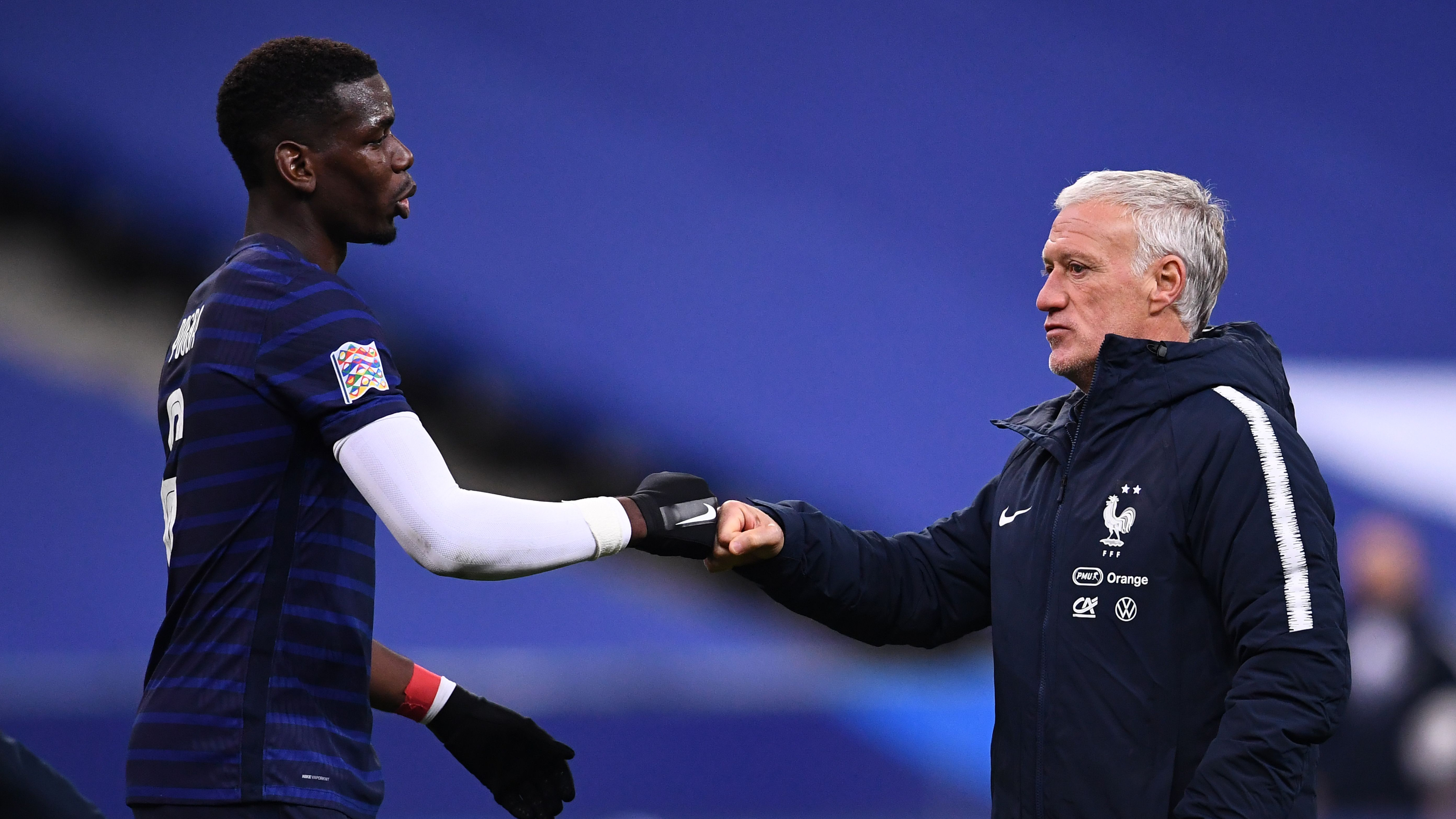 'He is a leader' - Lloris praises Man Utd star Pogba after France draw