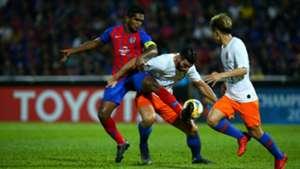 Hariss Harun, Johor Darul Ta'zim v Shandong Luneng, AFC Champions League, 24 Apr 2019