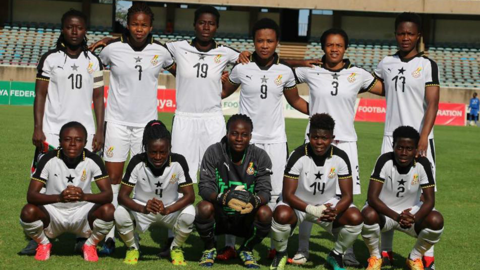 Turkish Women's Cup: Ghana have a fair knowledge of Chile - Tagoe