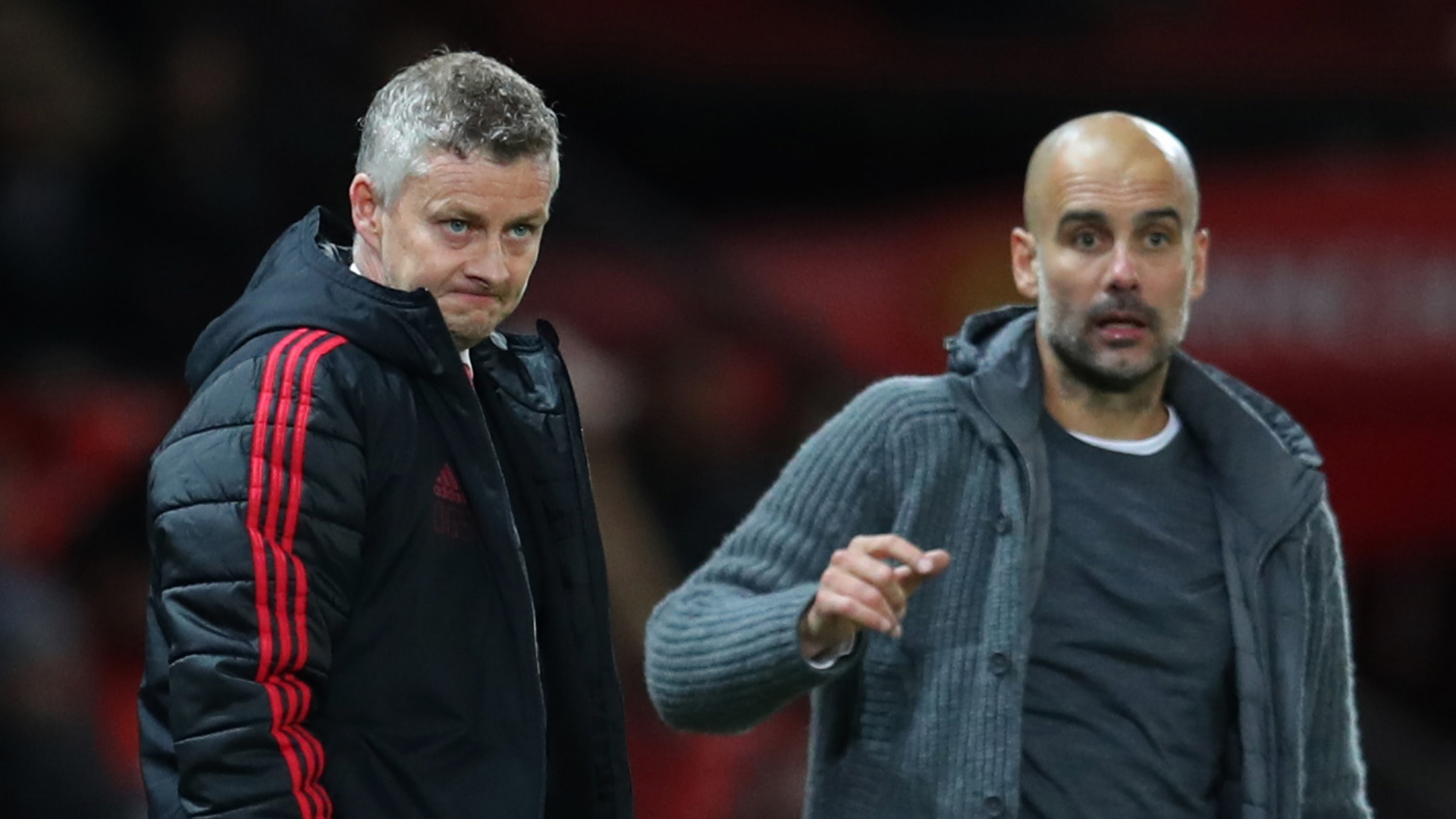 Manchester United Suffer Alleged Racist Abuse At Manchester Derby