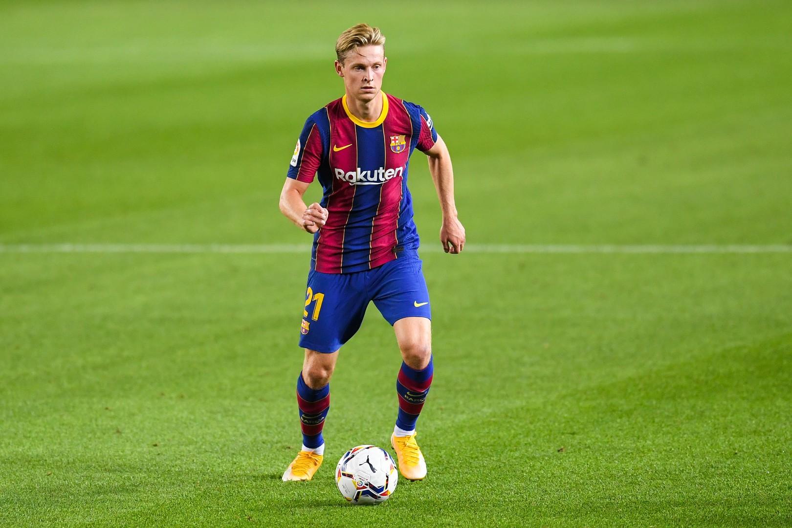 Frenkie De Jong s'en veut — Barça