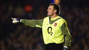 Graham Stack Arsenal 2004