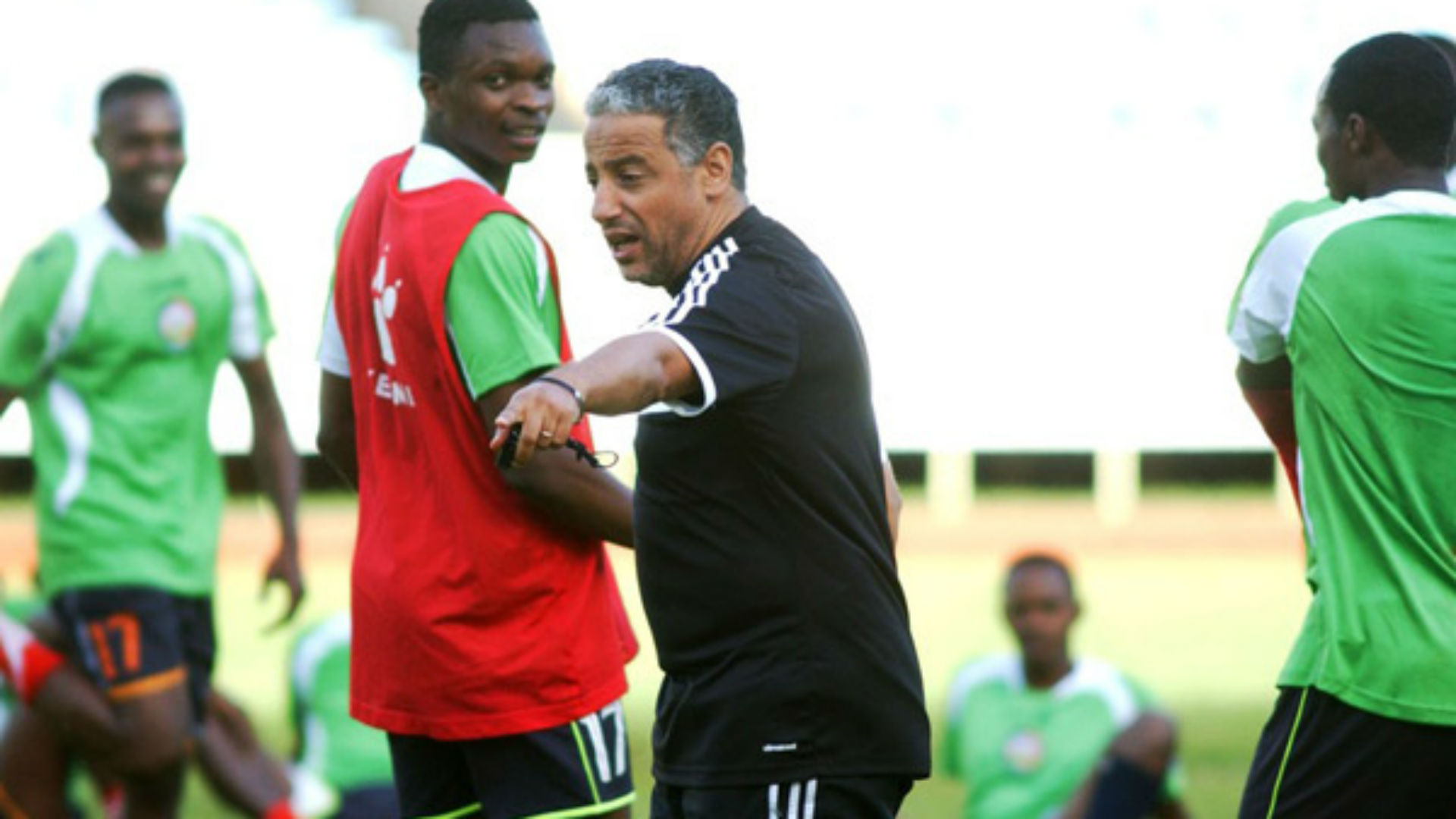Amrouche: Harambee Stars to learn 2022 World Cup fate in May