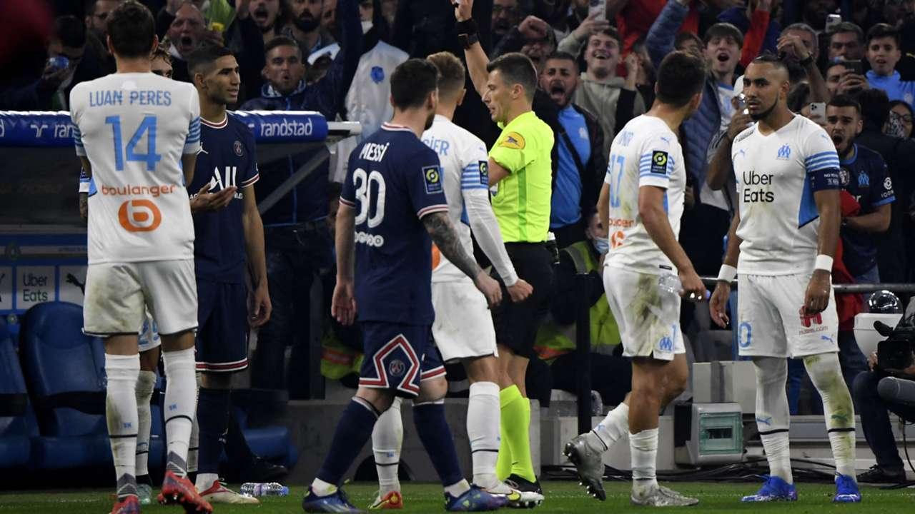 Achraf Hakimi Marseille PSG Ligue 1 24102021
