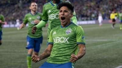Raul Ruidiaz MLS Seattle Sounders 12042018