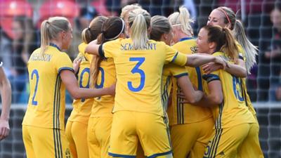 Sweden women 2019