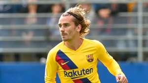 Antoine Griezmann Barcelona Eibar