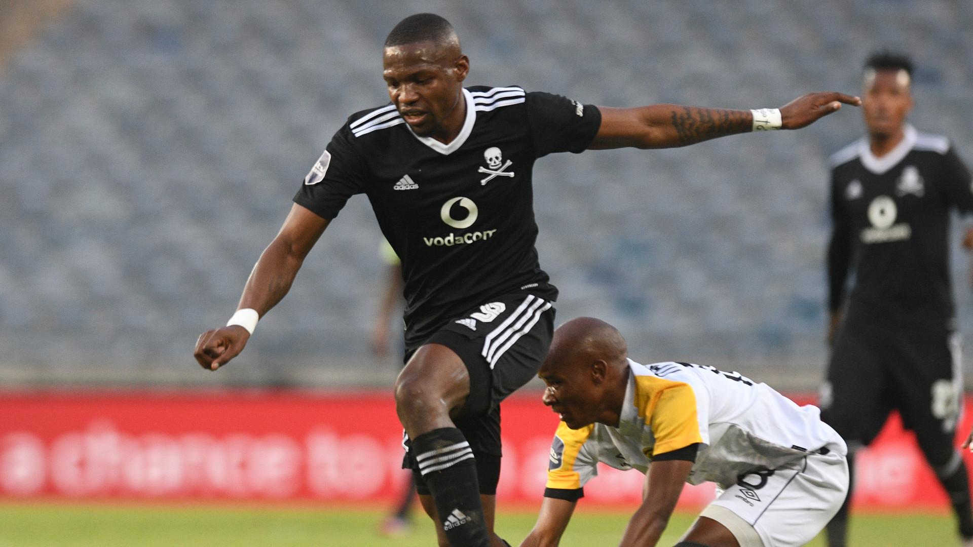 Orlando Pirates coach Davids reveals plans for Soweto Derby hero Mabasa