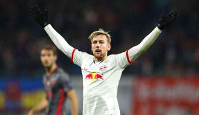 Emil Forsberg RB Leipzig Champions League 27112019