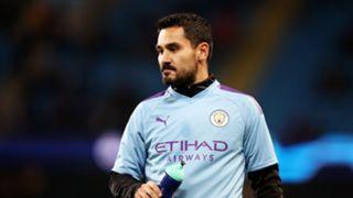 IIlkay Gundogan Manchester City 2019