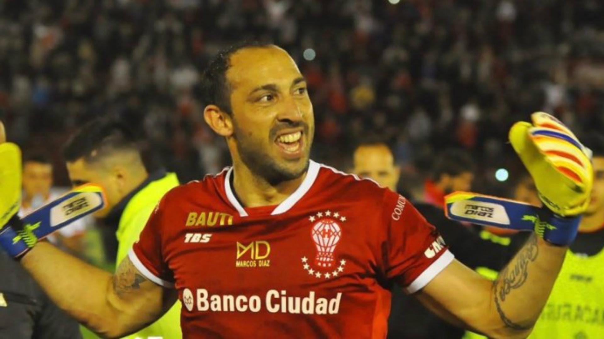 Marcos Diaz Huracan