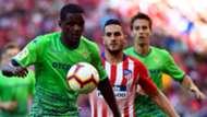 William Carvalho Koke Atletico de Madrid Betis LaLiga 07102018