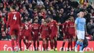 FC Liverpool Manchester City Premier League 10112019