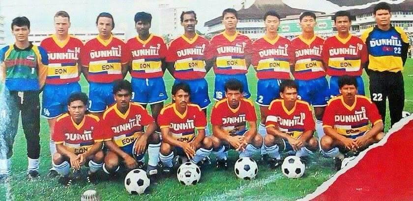 Melaka 1991/92