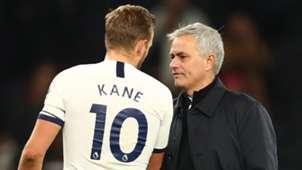 Harry Kane Jose Mourinho Tottenham 2019-20