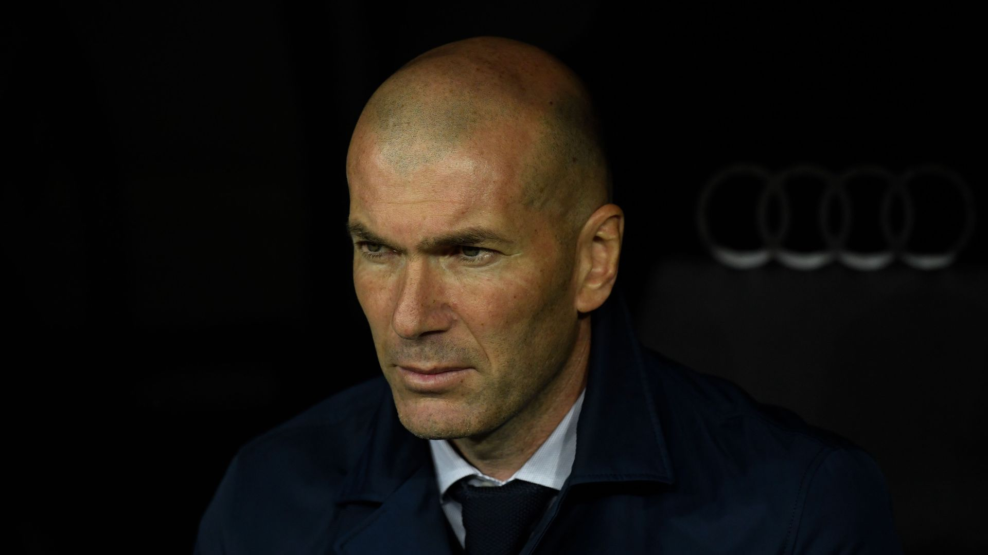 Le Real Madrid veut garder Zidane quoi qu'il arrive