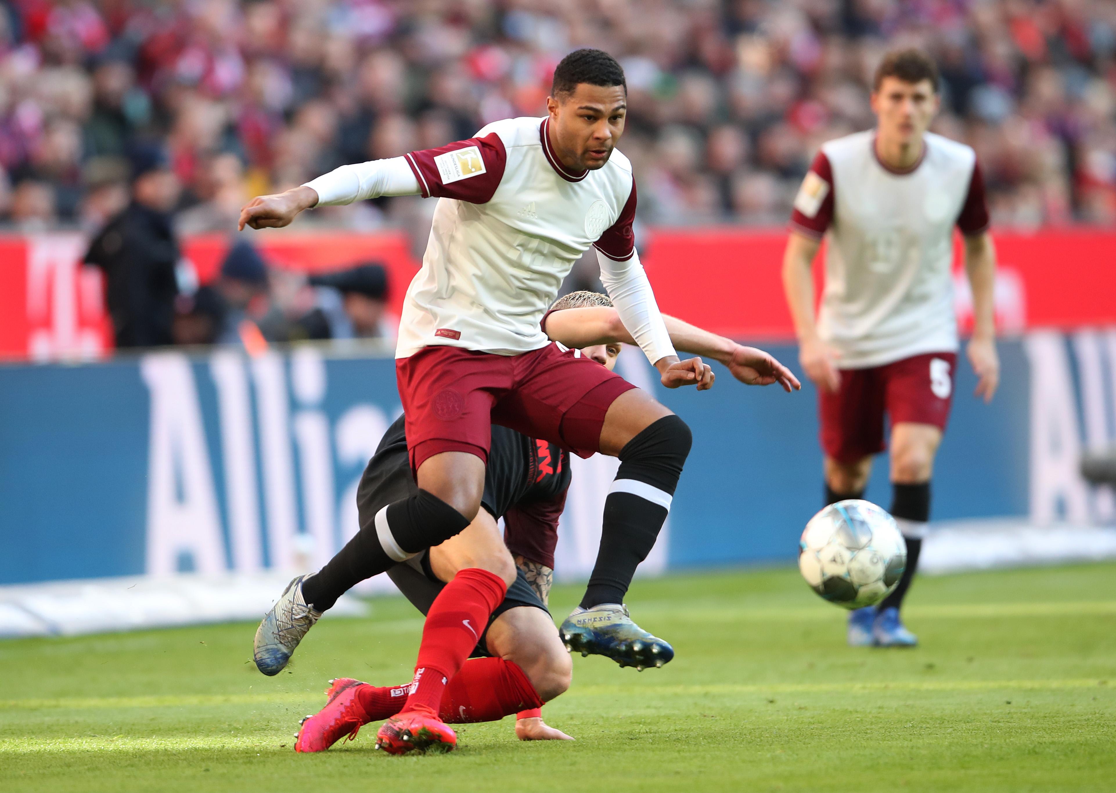 Munich-Augsburg (2-0) - Le Bayern prend ses distances