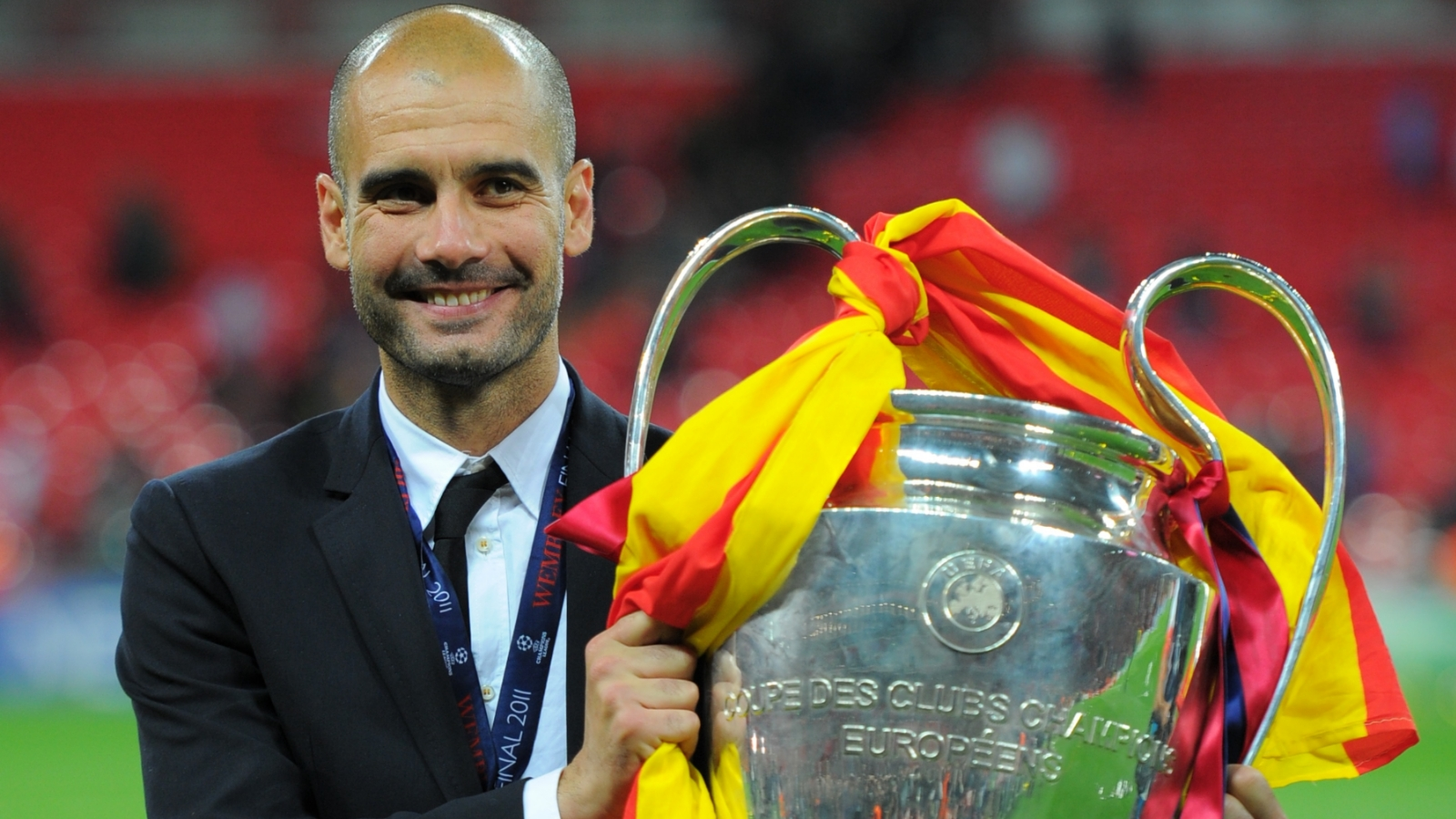What is Pep Guardiola's Champions League record? Barcelona, Manchester City  & Bayern Munich titles   Goal.com