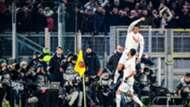 Cristiano Ronaldo Roma Juventus Serie A