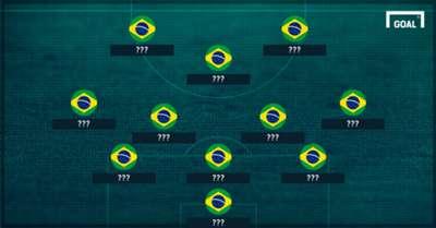 Brezilyalı en iyi 11