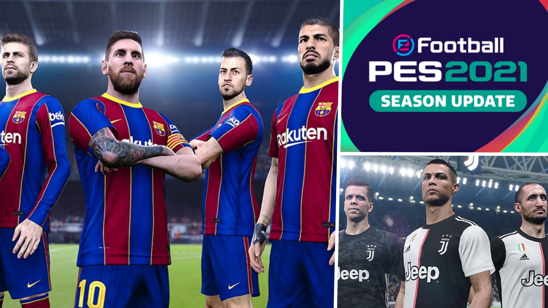 Pes 2021 Release Dates Price Club Licences New Features And Next Gen News Goal Com
