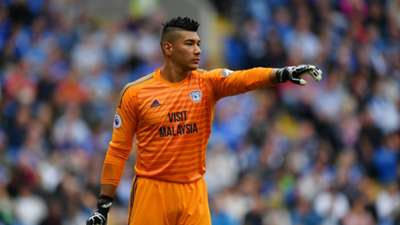 Neil Etheridge Cardiff City 18082018