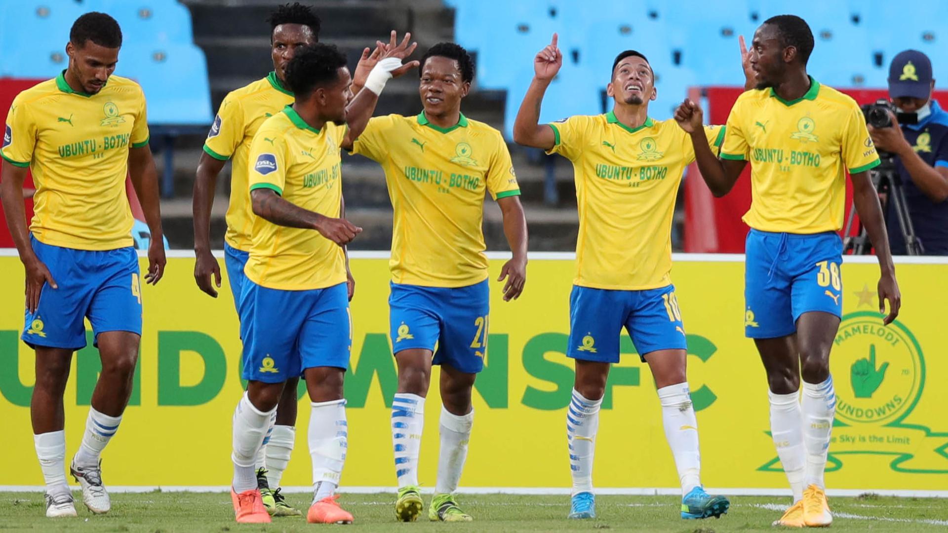 Top 15 Mamelodi Sundowns Highest Paid Players 2021