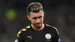 Aymeric Laporte Manchester City Real Madrid 2019-20