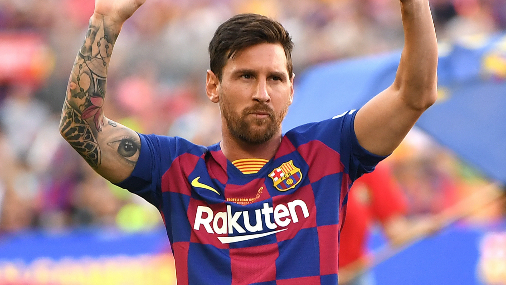 Lionel Messi Injury Barcelona Star Passed Fit For Champions League Clash With Borussia Dortmund Goal Com