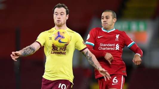 Kết quả Liverpool 0-1 Burnley: Thất bại bất ngờ trên sân Anfield