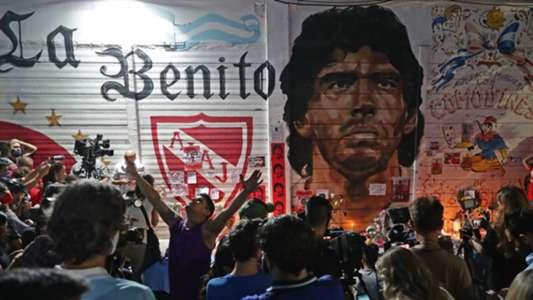 Tưởng nhớ Maradona, Argentina sẽ quốc tang trong 3 ngày