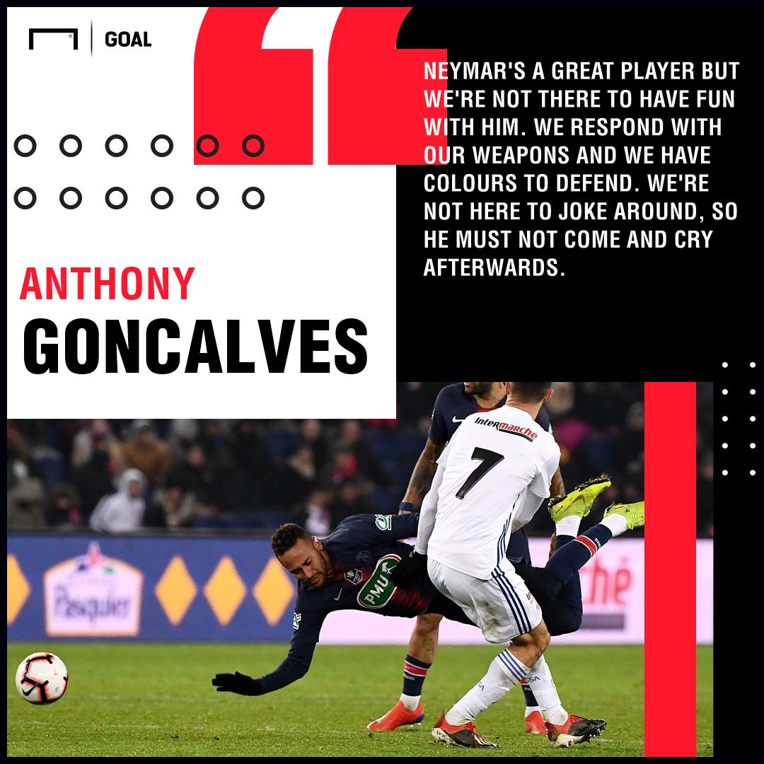 Neymar Goncalves PS