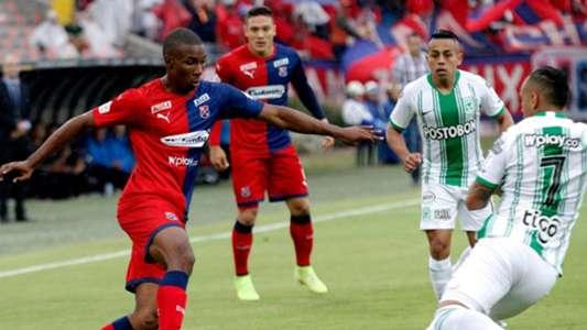 Nómina de Atlético Nacional vs. Medellín, por la Liga BetPlay 2021 I: convocados, titulares y suplentes | Goal.com