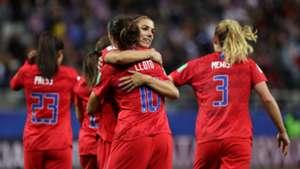 Onde assistir a EUA x Holanda, pela final da Copa do Mundo feminina