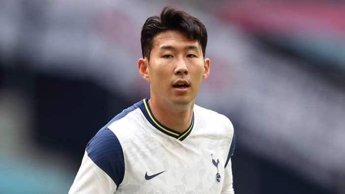 Heung-min Son, Tottenham 2020-21