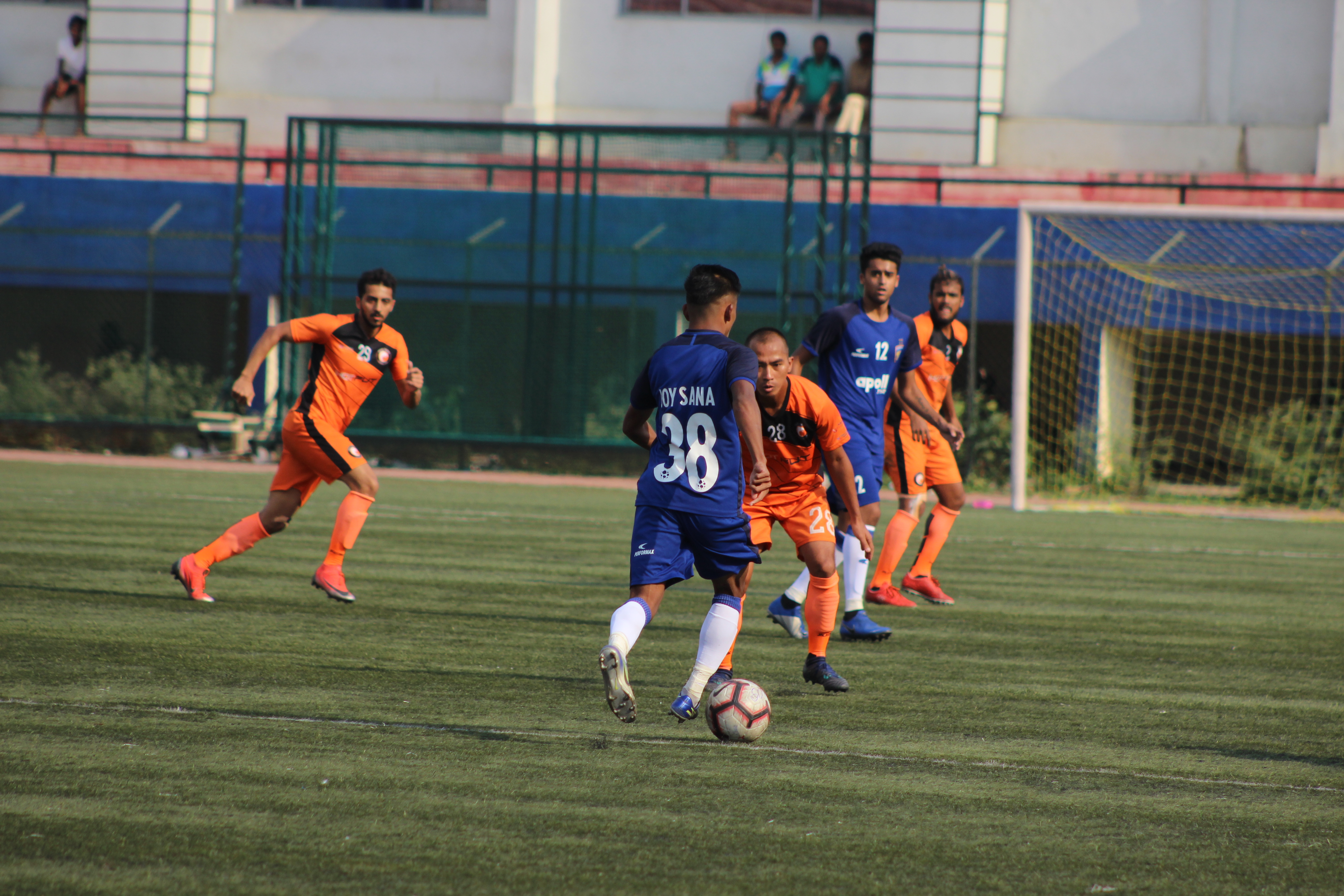 Chennaiyin FC reserves up against South United