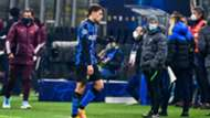 Barella - Inter Real Madrid - Champions League 2020/21