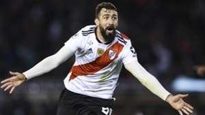 Lucas Pratto River Plate Athletico Paranaense Recopa Sudamericana 30052019
