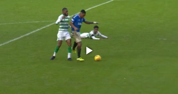 VIDEO-Highlights, Scottish Premiership: Celtic Glasgow - Glasgow Rangers 1:2