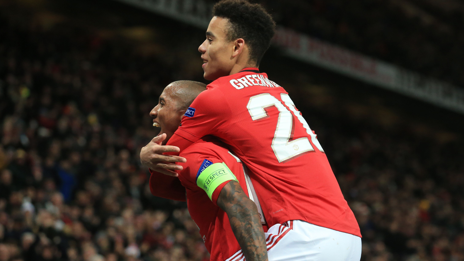 UEFA Europa League Report: Manchester United v AZ Alkmaar 12 December