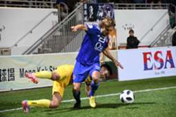 Eastern 2:4 lost in Asian Champions league quailfier.