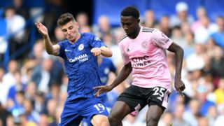Wilfred Ndidi- Leicester City 2019-20