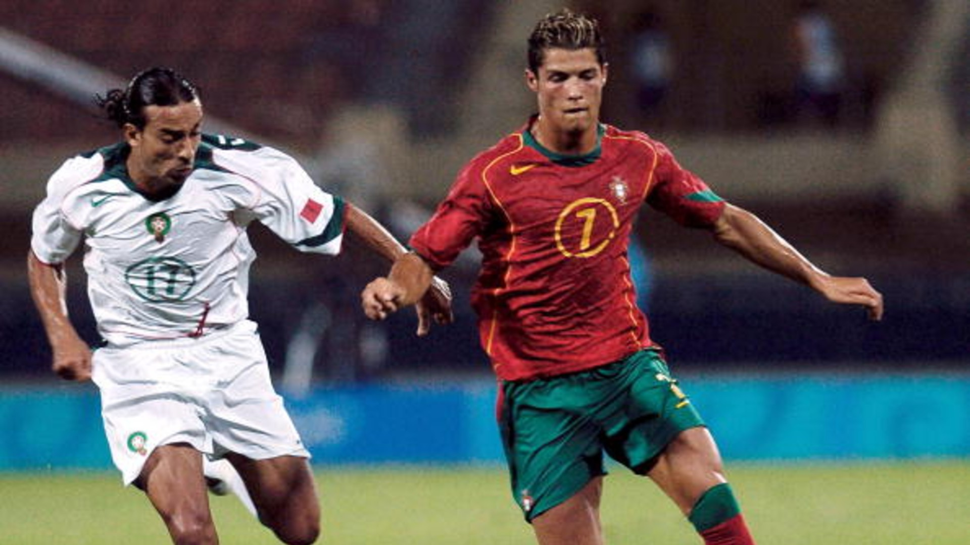 Where are Cristiano Ronaldo's 2004 Olympics Portugal teammates now?