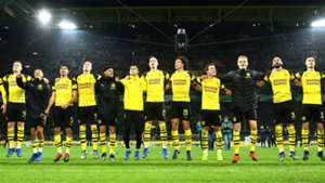 Borussia Dortmund BVB celebration 21122018