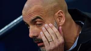 Pep Guardiola Manchester City Liverpool Champions Leauge