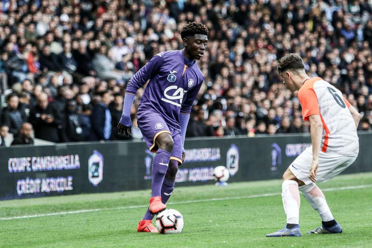 Chi è Kouadio Koné, il talento del Tolosa messo nel mirino dal Milan    Goal.com