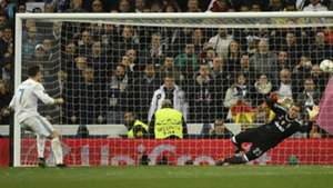 Real Madrid penalty